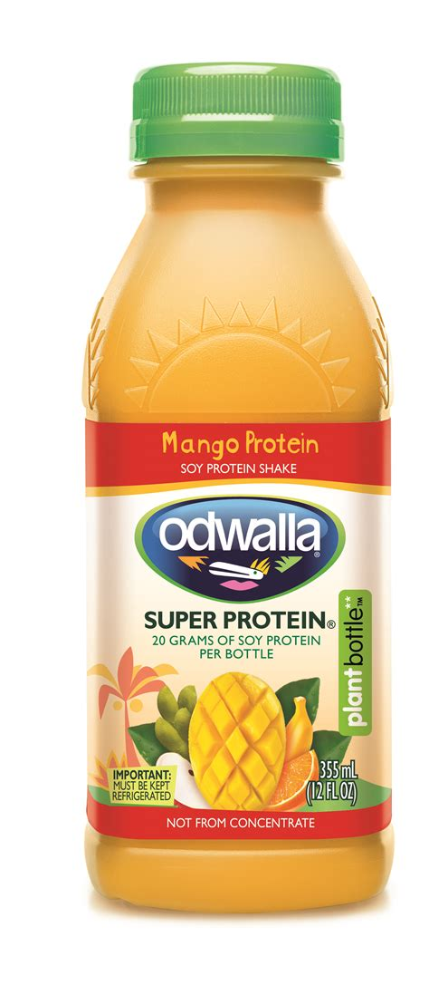 b protein mango flavour odwallar adds tropical twist to its line of protein