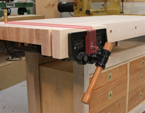 tips  securing work   benchtop finewoodworking