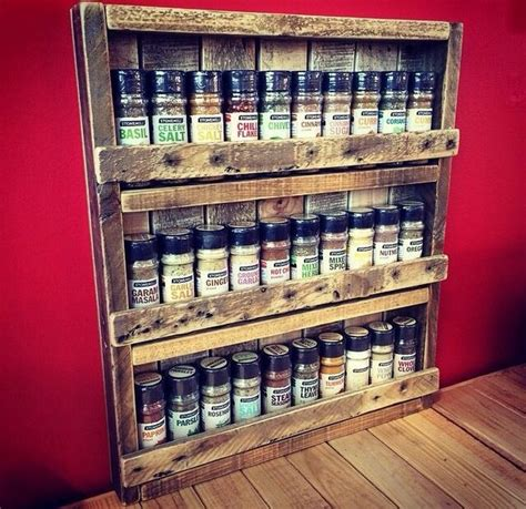 Diy Pallet Wood Spice Rack Pallets Designs 25 Best Ideas About Pallets On Pallet Projects Pallet Ideas And Diy Pallet