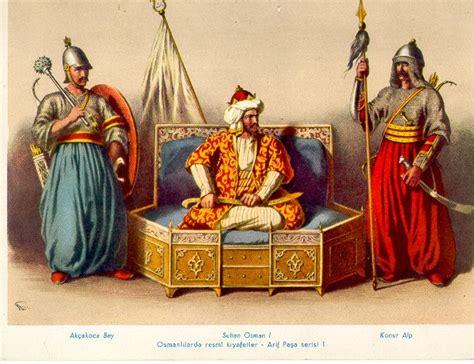 ottoman founder tarihten gezintiler edebiyattan esintiler resimlerle