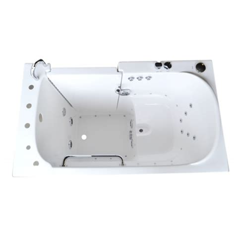 therapy bathtubs care series 3052 soaker walk in bathtub by american