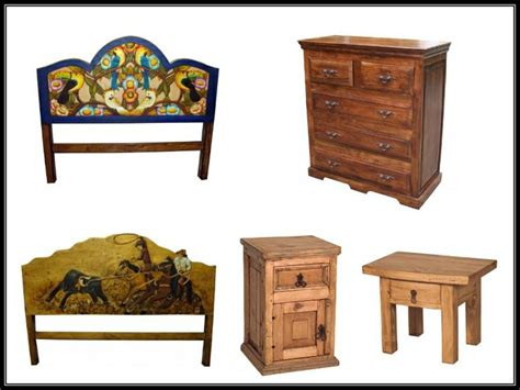 mexican bedroom furniture 1000 images about mexican furniture on pinterest