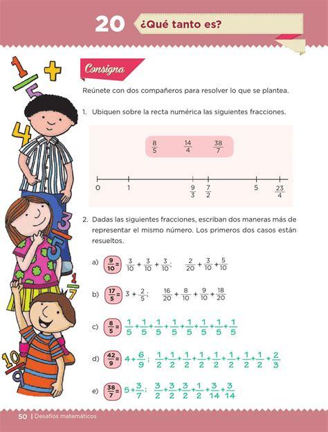 libro de desafos matemticos 4 grado contestado ayuda para tu tarea de quinto desaf 237 os matem 225 ticos bloque