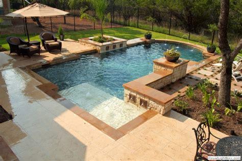 geometric pool designs pool designs freeform geometric vanishing edge