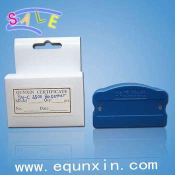 resetter epson all model tm c3500 chip resetter for epson tm c3500 cartridge model