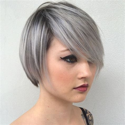 how to style grey pixie youtube hairstyles for short hair best hair style