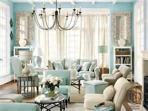 light tiffanny blue living room decor shabby chic