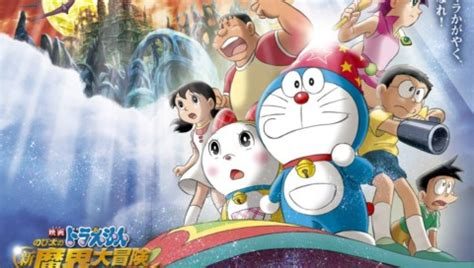 film doraemon versi baru foto doraemon the movie terbaru 2014