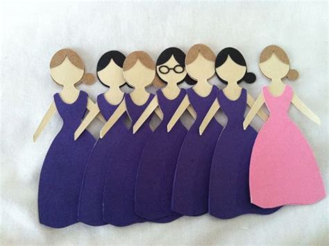 Paket Bridesmaid bridesmaids informational packet part 1 weddingbee