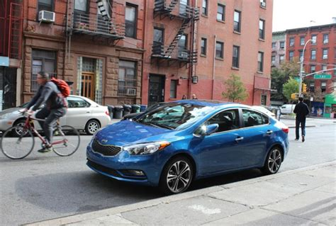 2014 Kia Forte Mods Stylish 2014 Kia Forte Is A Compact Workhorse At Just The