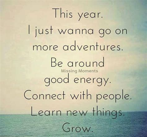 new year where to go image quote this year i just wanna go on more