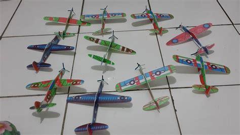 Mainan Pesawat Busa 10 mainan jadul yang bisa kamu buru jakarta toys festival