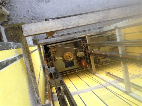 Elevator Installer by Fermilab Today
