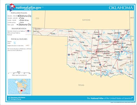 Western District Of Oklahoma Search Oklahoma Prisons Map Wisconsin Map