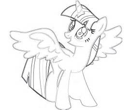 my pony coloring pages princess twilight sparkle 8 twilight sparkle coloring page