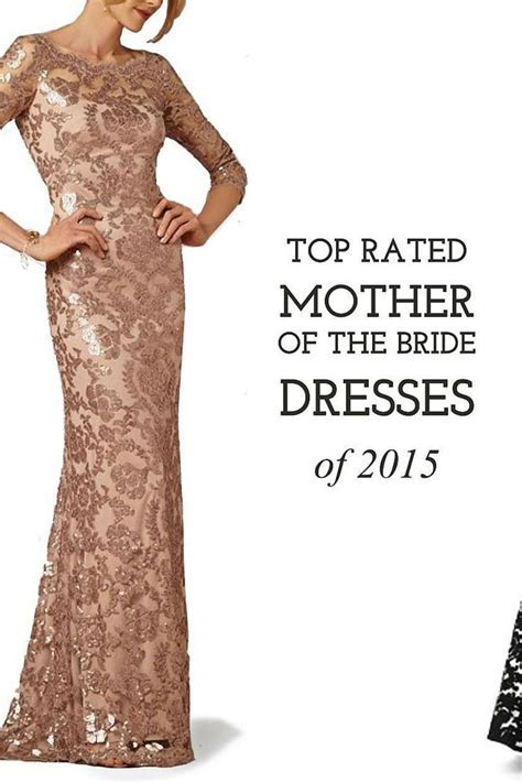 Top Rated Mother of the Bride Dresses of 2015   Mob