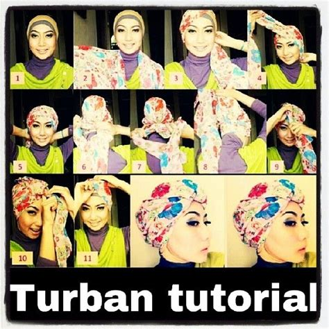 tutorial turban 1000 images about my style on pinterest simple hijab