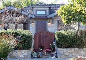 Paul Walker House by Paul Walker S Younger Starts To Clear Up Late