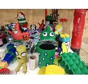 Objetos Con Material Reciclado  Imagui