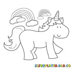 pony coloring unicorn kleurplaten voor kids unicorn pony coloring kleurplaten 8a8