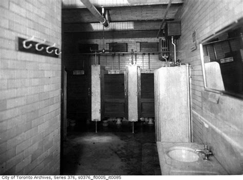 History Of Bathrooms by A History Of Toilets In Toronto