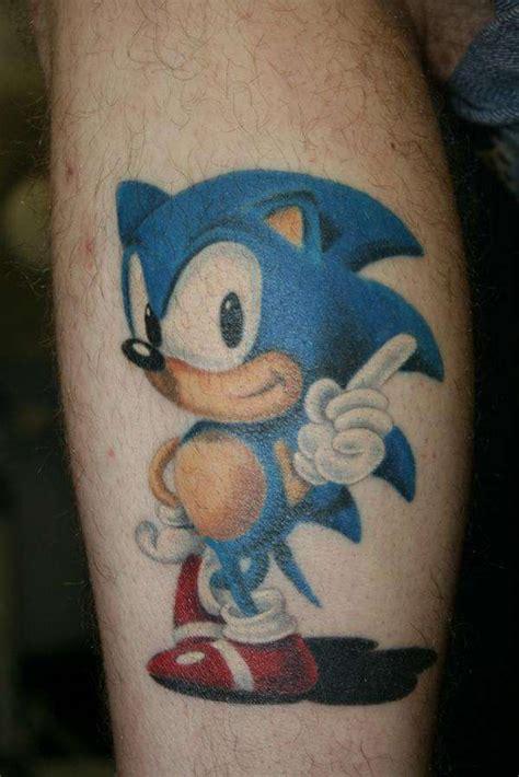 sonic the hedgehog tattoo sonic the hedgehog tattoos hedgehog