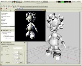 2d modeling online cartoon animation software