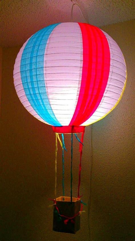 Air Balloon Lantern Lentera air balloon lantern for oh the places you ll go dr seus air