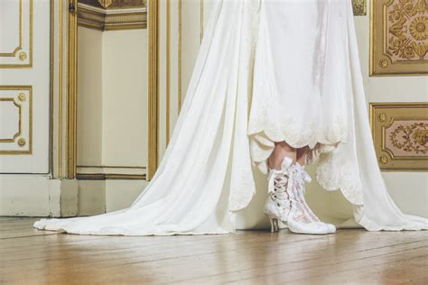 wedding boots for vintage lace ankle wedding boots house of elliot