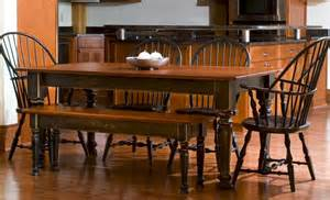 Handcrafted Dining Room Tables Custom Wood Tables Handcrafted Farmhouse Dining Tables