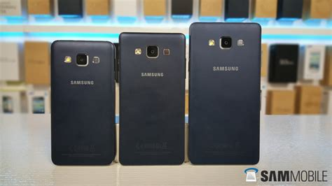 a samsung samsung galaxy a series review beautiful design excellent performance sammobile sammobile