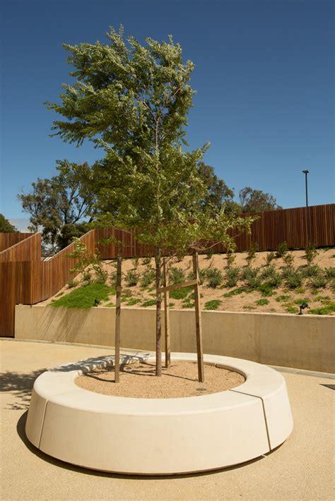 precast concrete planters for racv resort torquay
