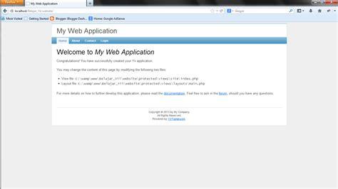 yii layout title cara instal yii framework di w windows 7 jin toples