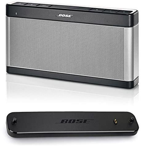 Speaker Bose Soundlink 3 bose 174 soundlink iii portable bluetooth speaker and charger bundle