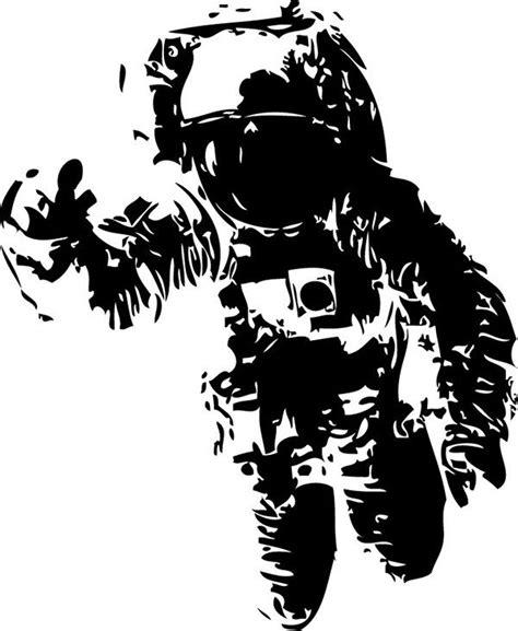 stencils on behance banksy astronaut stencil on behance doodles drawings