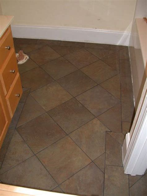 bathroom floor tile patterns ideas 65 best images about hayley bathroom on tile