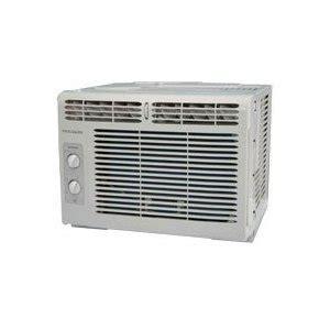 box window air conditioners frigidaire fra052xt7 5 000 btu mini window