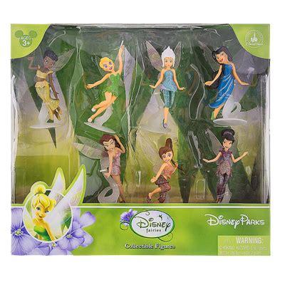 Figure Disney Fairies Tinker Bell Set 2 your wdw store disney figurine set tinker bell fairies