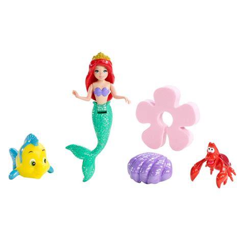 ariel bathtub toy the little mermaid toys deluxe bath bag carryall at toystop
