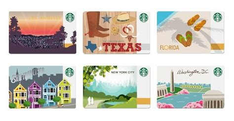 Starbucks City Gift Cards - texas starbucks card i love texas pinterest washington starbucks and we