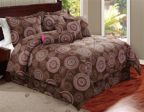 pink and brown comforter set 1000 images about teen bedding on pinterest peach