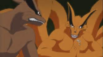 episode naruto yang hot two kurama daily anime art