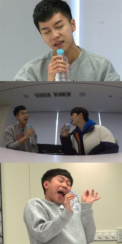 lee seung gi sungjae lee seung gi and btob s yook sungjae compete to become