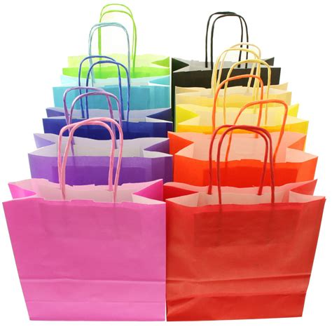 christmas paper bags wholesale