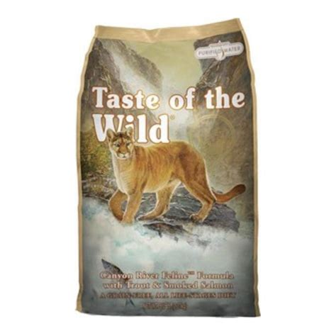 taste of the cat food taste of the cat food river with trout and