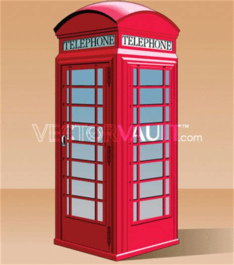 buy telephone booth buy vector telephone booth logo graphic image