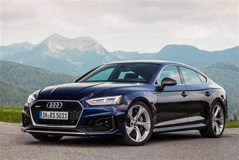 Audi S52019 by 2019 Audi Rs 5 Sportback Review An Awd Bmw Beater Gear