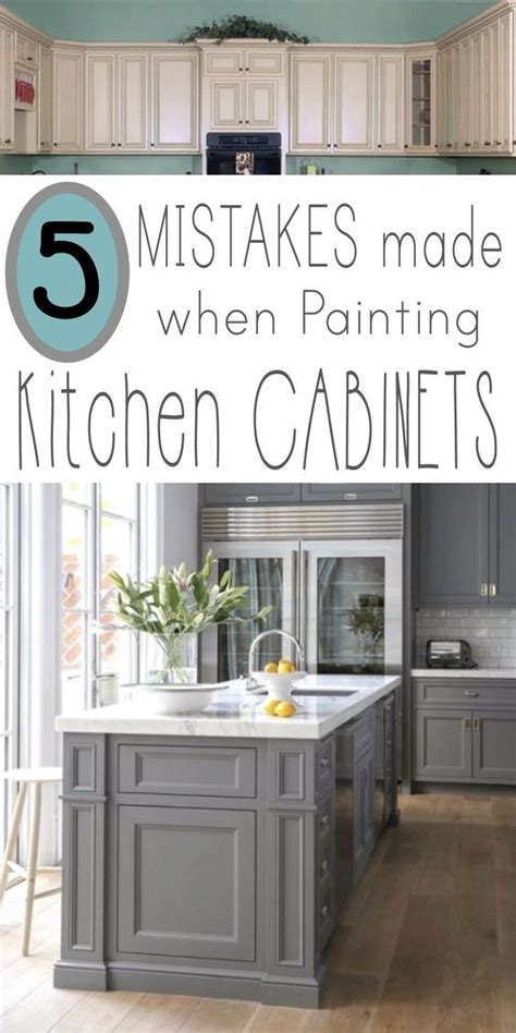 tips on painting kitchen cabinets 25 best ideas about kitchen island makeover on pinterest
