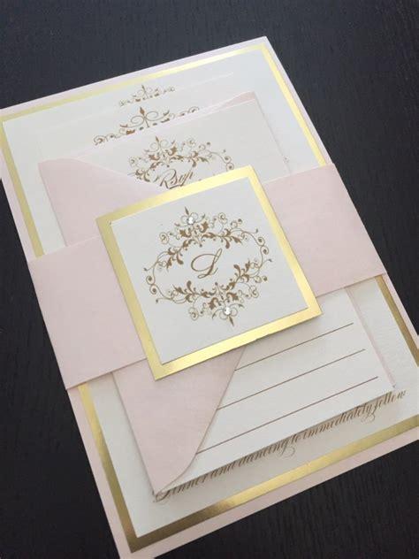 wedding invitation envelope printing wedding invitations gold wedding invitation blush and gold wedding invitations free rsvp