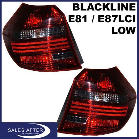 Bmw 1er Batterie Leer Kofferraum öffnen by Verkauft Blackline R 252 Ckleuchten E87 E81 Facelift Bmw